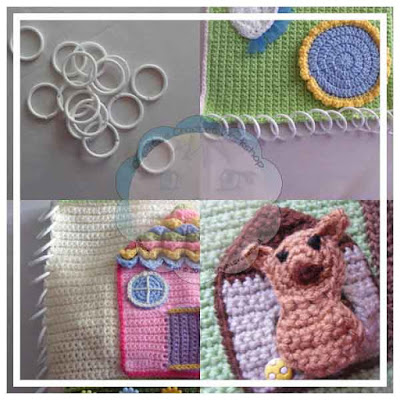 Crochet Dollhouse Playbook Assembly|Creative Crochet Workshop