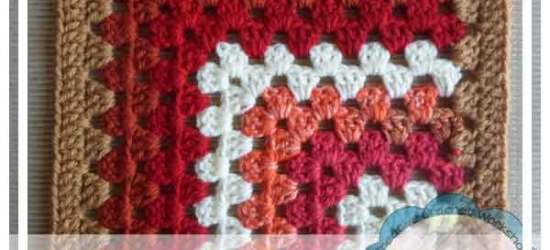 Mitered Granny|Creative Crochet Workshop