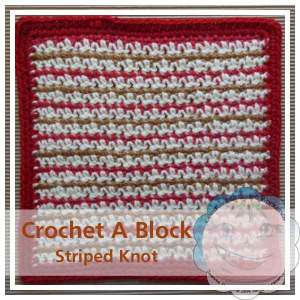 Striped Knot|Creative Crochet Workshop