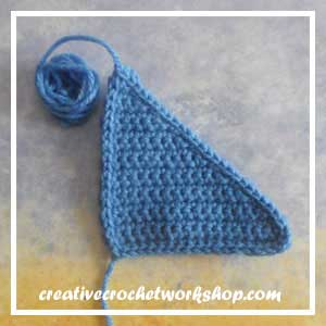 LITTLE SAILOR SET PART THREE|APPLIQUE BOAT STEP 3|CREATIVE CROCHET WORKSHOP