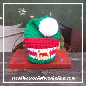 ELF GIFT BASKET | CREATIVE CROCHET WORKSHOP