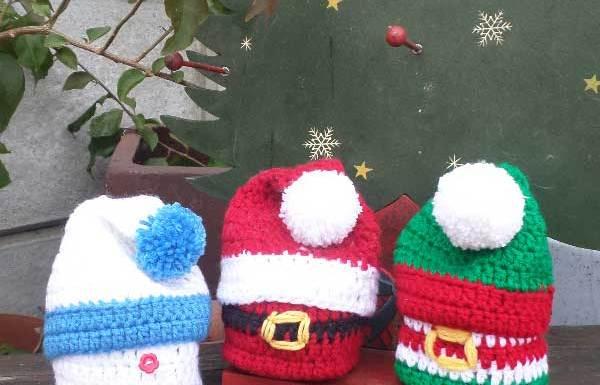 Christmas Gift Baskets Creative Crochet Workshop