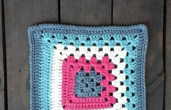 Split Granny Square Creative Crochet Workshop Free Crochet Pattern