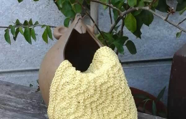Wave Stitch Dishcloth Creative Crochet Workshop