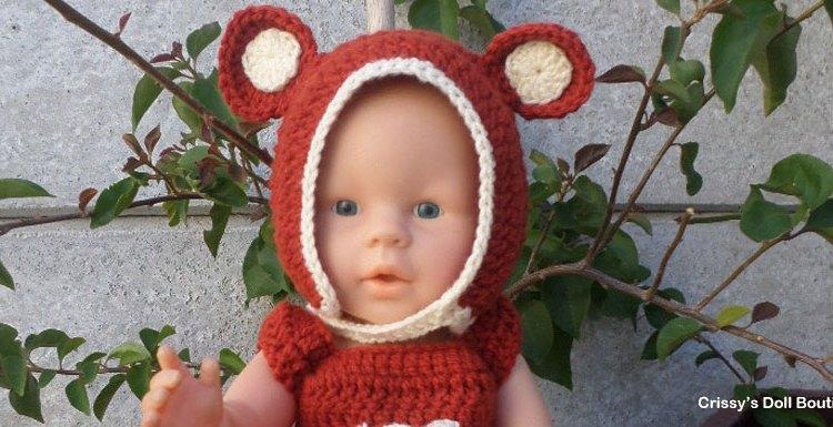 Jessica's Closet – Teddybear Playsuit