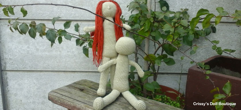 Jessica Doll Crochet Along- Introduction | Crissy's Doll Boutique @crissysdollboutique #jessicadollcrochetalong