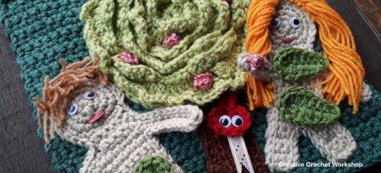 My Bible Stories Playbook Part Two | Free Crochet Pattern | Creative Crochet Workshop @creativecrochetworkshop #ccwbiblestoriescrochetalong