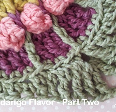 Flower Fandango Flavor Part Two - Free Crochet Pattern | Creative Crochet Workshop | #ccwflowerfandangoflavor #crochetalong #crochet @creativecrochetworkshop