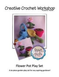 Flower Pot Play Set