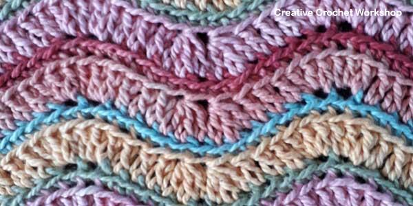 Hippie Purse - Tutorial | Creative Crochet Workshop #freecrochetpattern #crochet