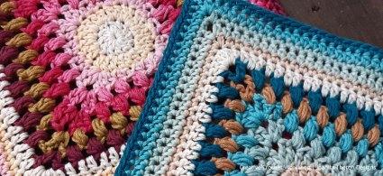 Puff Frame Crochet Square - Crochet A Block 2021   Creative Crochet Workshop @creativecrochetworkshop #crochetsquare #freecrochetalong #crochetblanket #crochetthrow #ccwcrochetablock2021