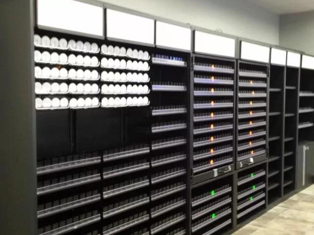 cigarette racks for convenience stores