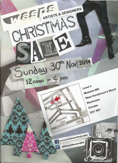 WASPS Christmas Sale