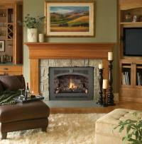 Why Convert a Traditional Fireplace to a Gas Fireplace Insert?