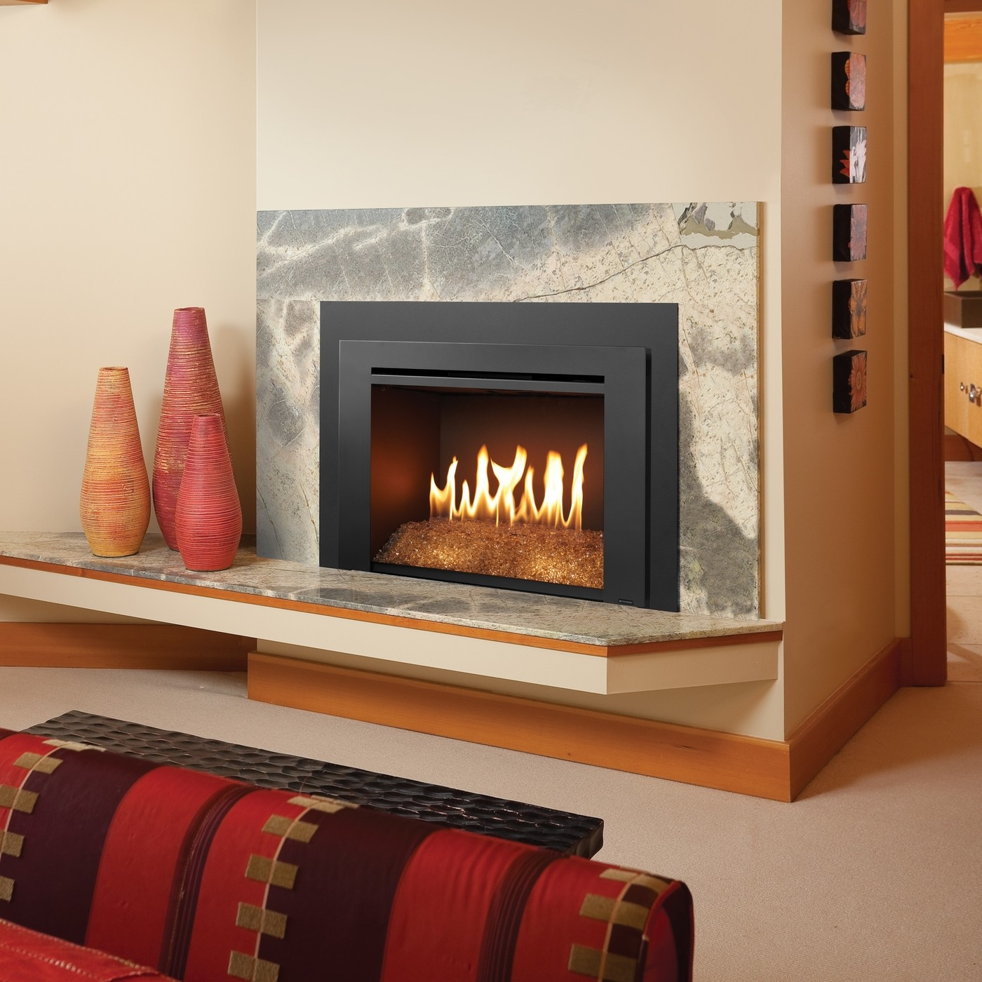 616 Diamond Fyre Gas Fireplace Insert