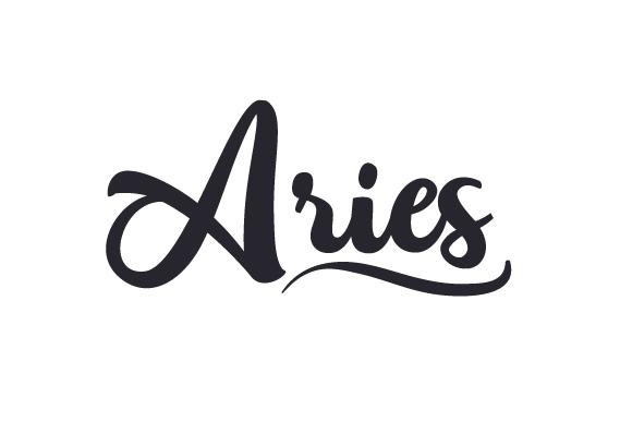 Aries (SVG Cut file) by Creative Fabrica Crafts · Creative
