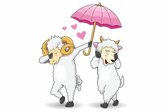 romantic goat of dab
