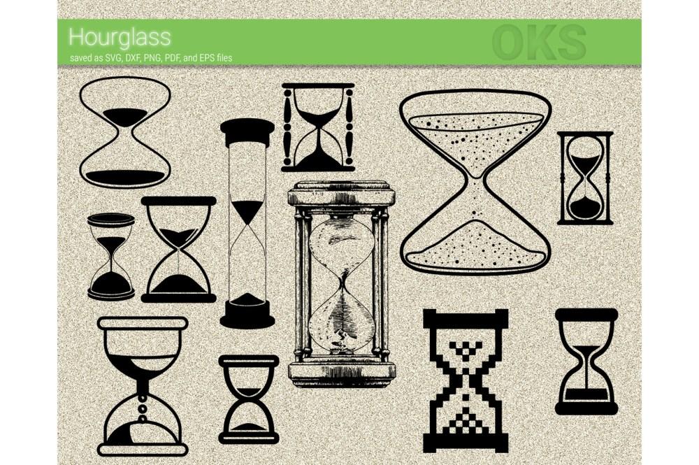 medium resolution of hourglas clipart