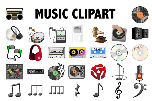 small resolution of musical clipart image