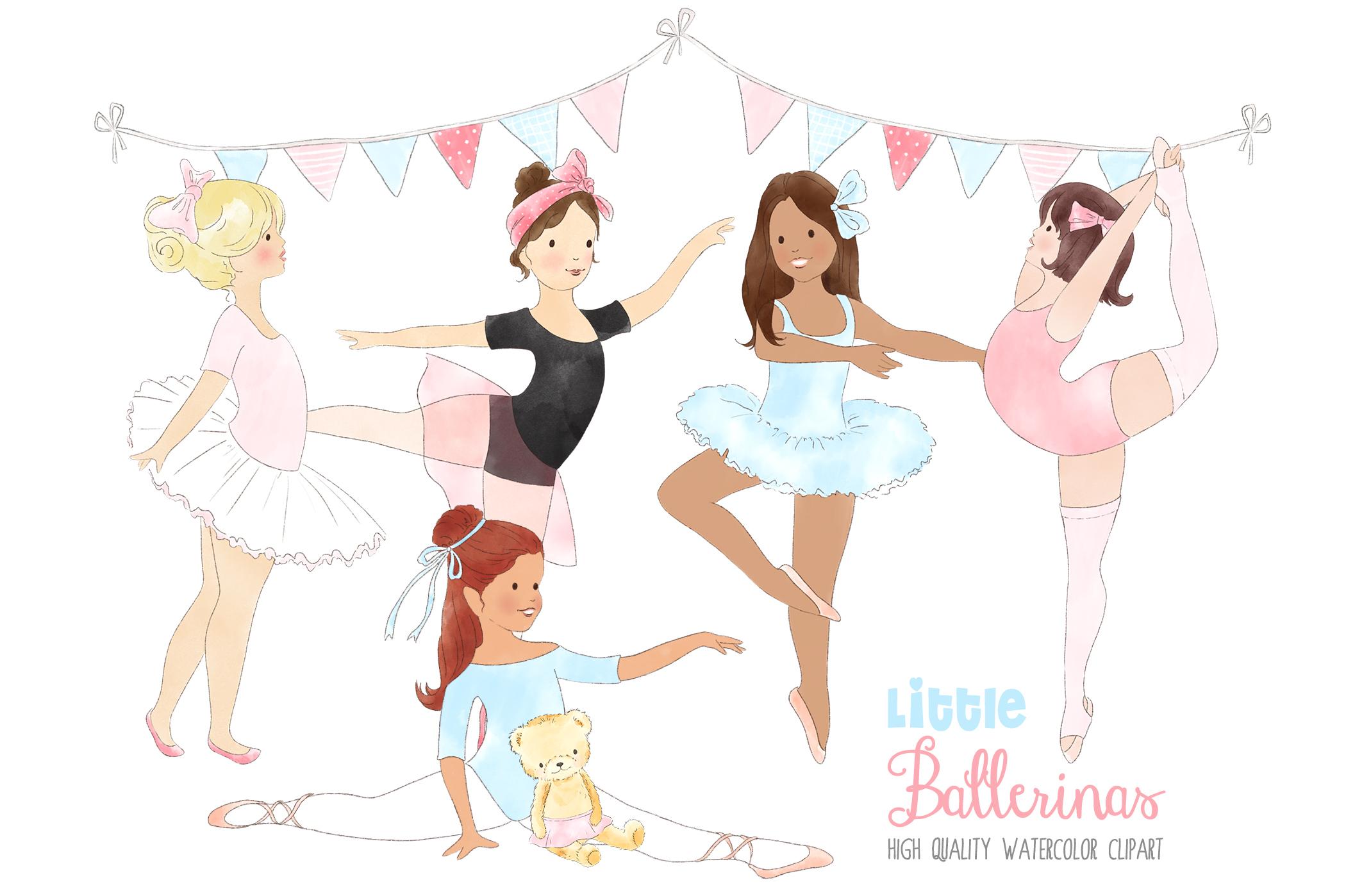ballerinas ballet dancing girl