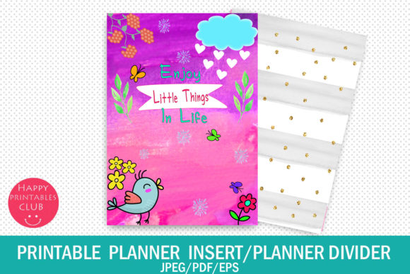 cute planner inserts planner