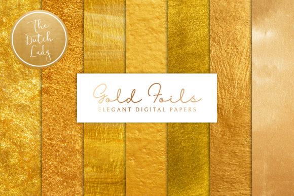 gold foil texture scrapbook