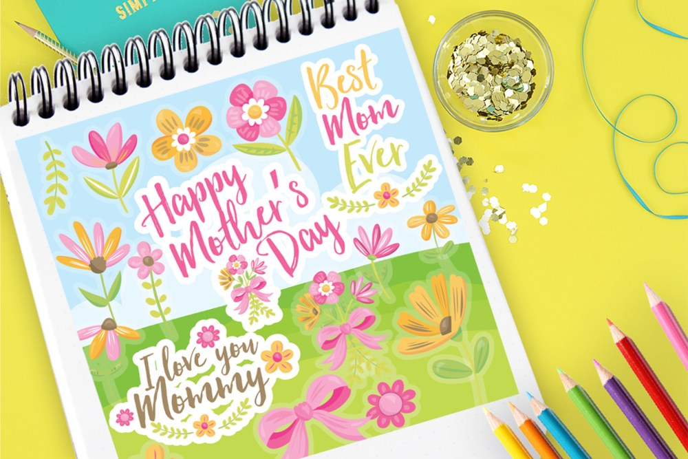 medium resolution of happy mother day clipart