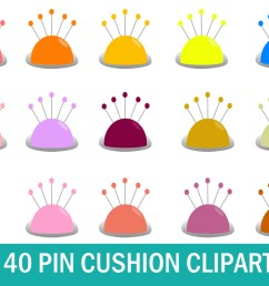 pin cushion clipart graphic images graphic by happy printables club creative fabrica [ 1500 x 1000 Pixel ]
