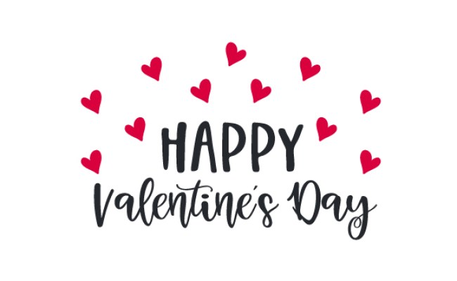 Happy Valentine S Day Svg Cut File By Creative Fabrica