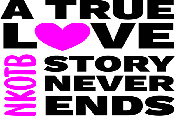 Download True Love NKOTB (Graphic) by AshN2014 · Creative Fabrica