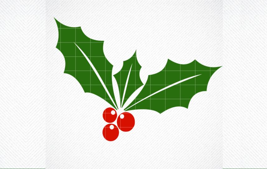Totally f*r*e*e christmas svg files too! Holly Svg Holly Berry Svg Christmas Graphic By Svg Den Creative Fabrica