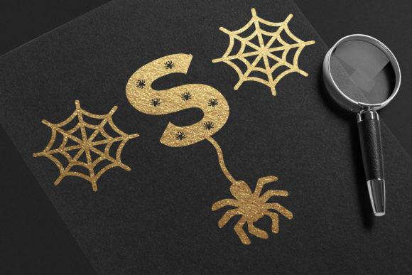 Halloween Spider Fonts 14814556 3