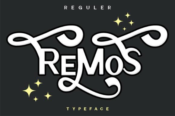 ReMoS Fonts 15011666 10