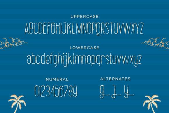 Mocktail Blues Fonts 17670690 2