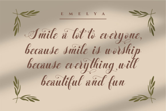 Emelya Fonts 17721256 4