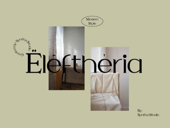 Eleftheria Fonts 17798538 2