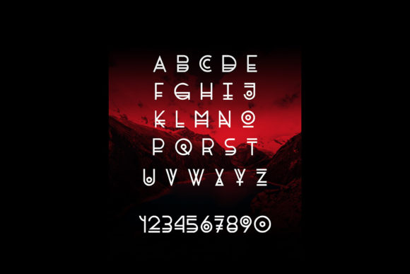 Aztec Fonts 17925511 3