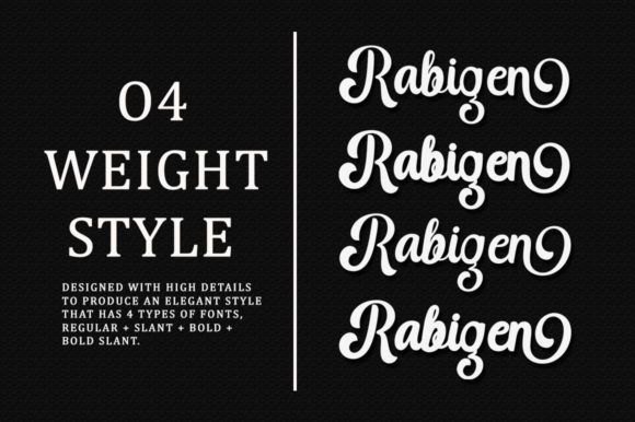 Village Rabigen Fonts 17932624 2