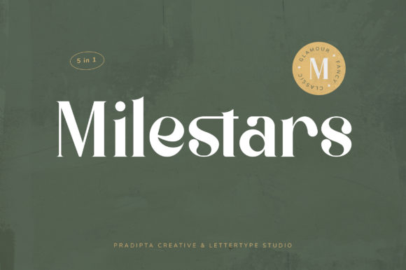 Milestone Fonts 15249447 1