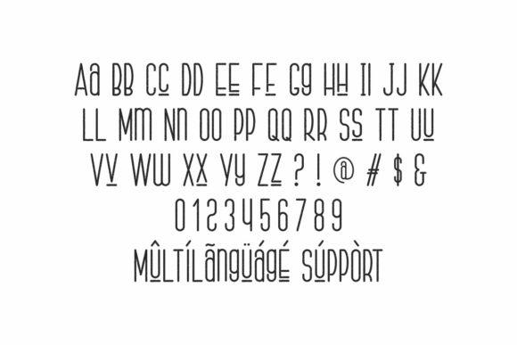 Vienna Town Fonts 18156485 3