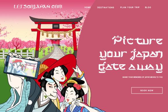 Ohayu Fonts 18405340 3