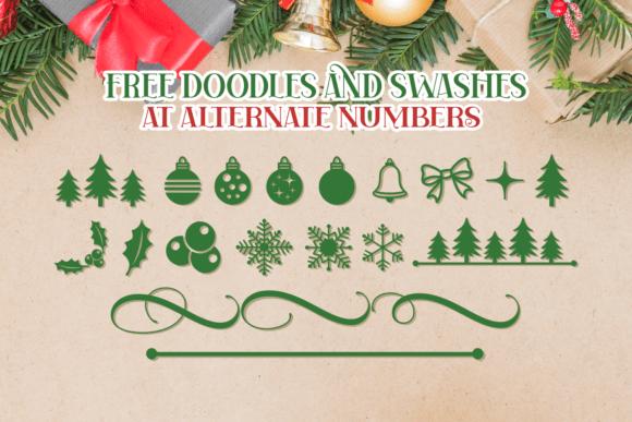 Christmas Kindness Fonts 18502210 2