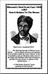 The Dred Scott Case, African American History