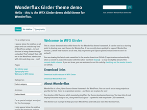 Wonderflux for WordPress
