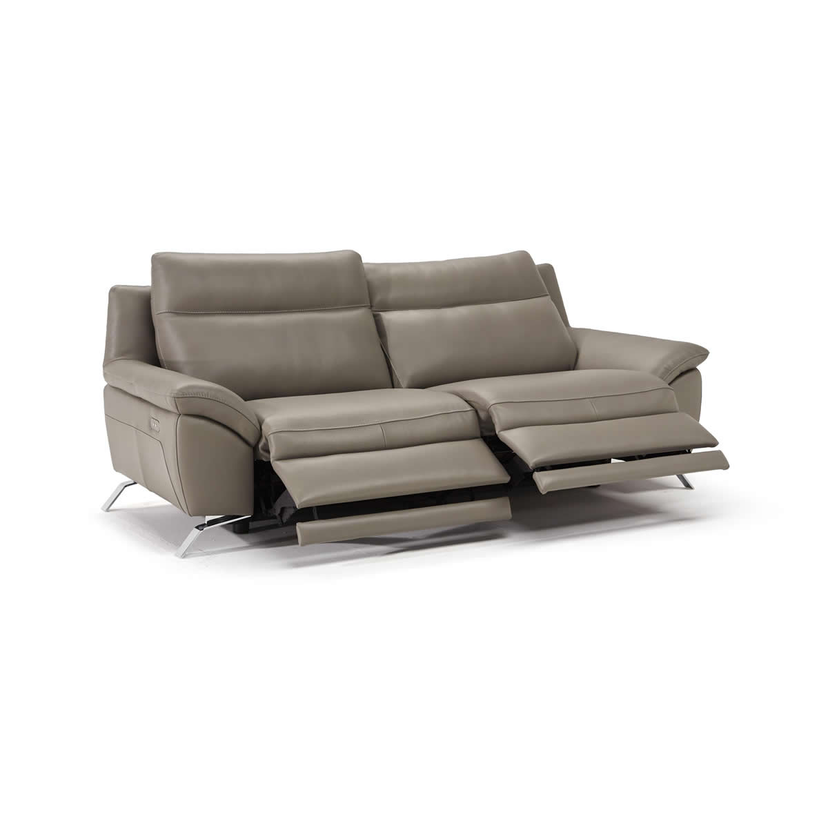 leather sofa furniture stores nyc how to make a camper bed natuzzi editions orlando with two recliners living
