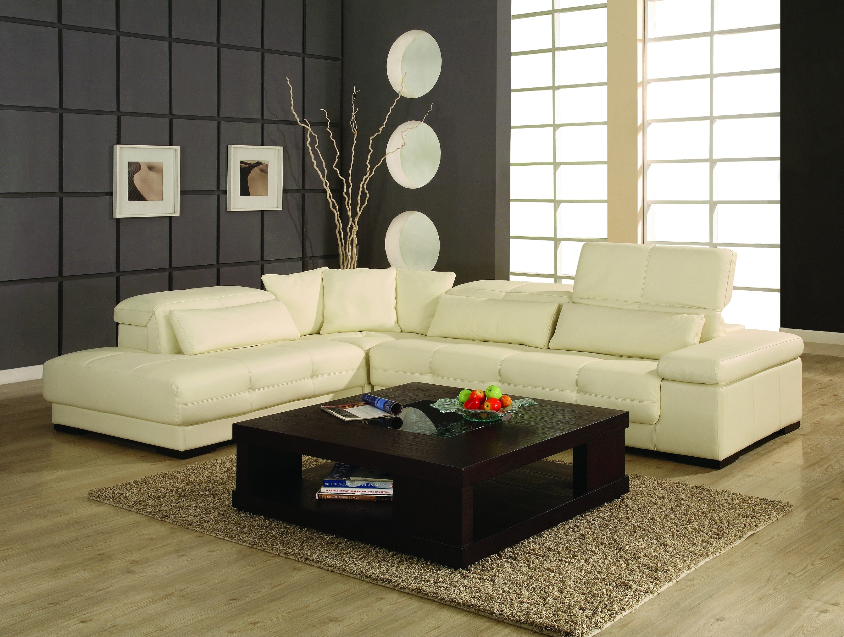 sofa sleeper phoenix tall table with stools bella leather sectional | creative furniture