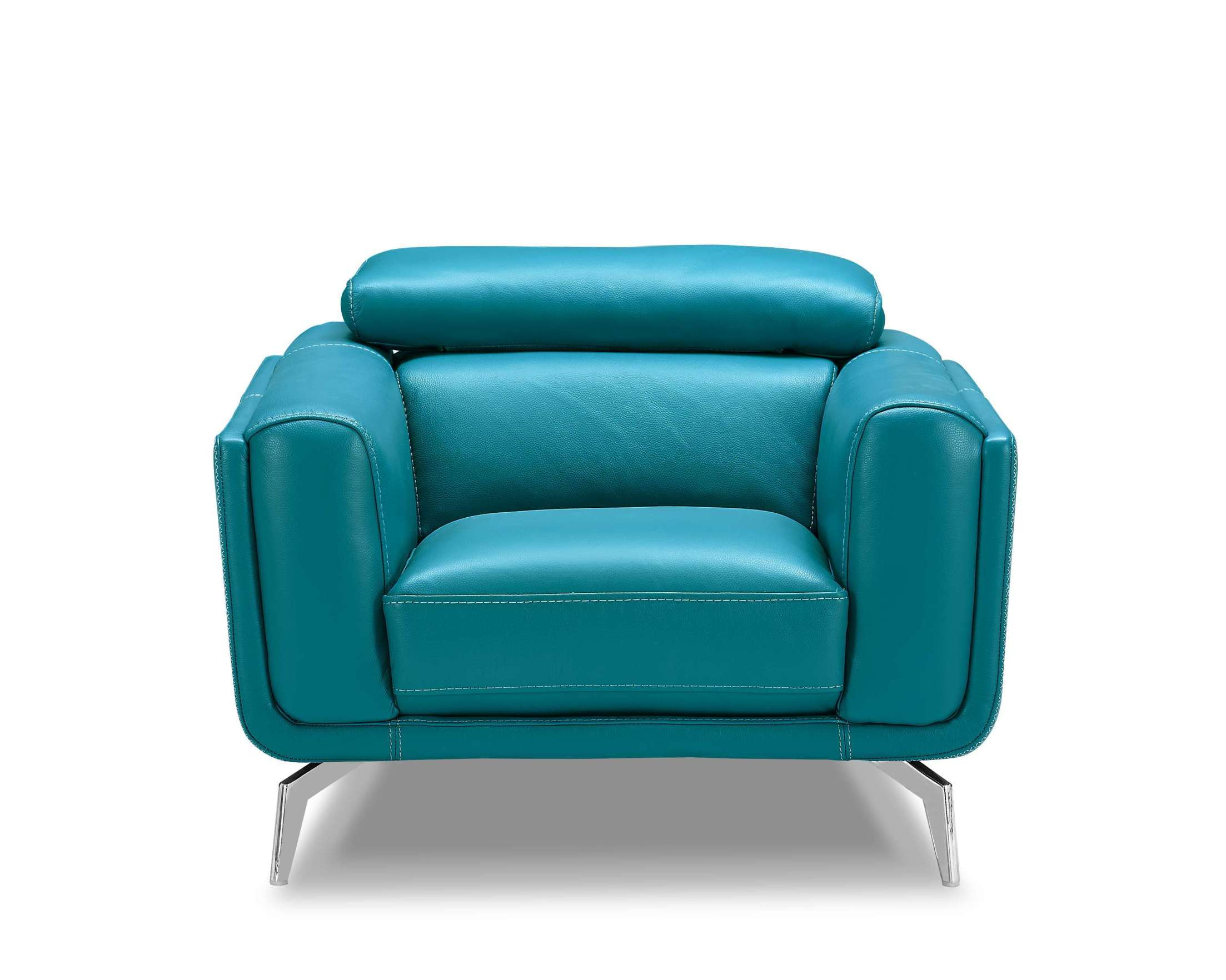 leather sofa furniture stores nyc backrest design adjustable blue sprint chair contemporary