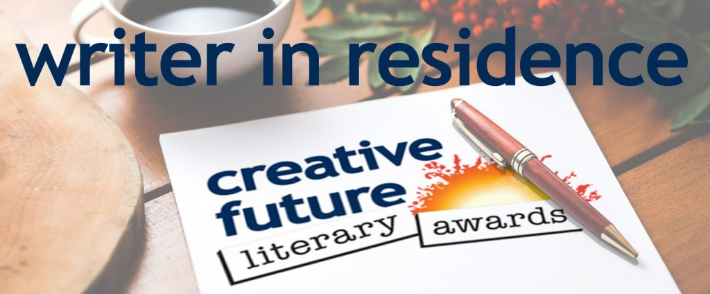 Writer In Residence opportunity with Creative Future