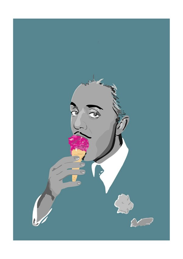 Hollywood Ices with William by Yvonne J Foster