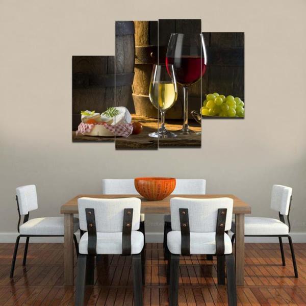 Framed Wall Art Living Room Kids